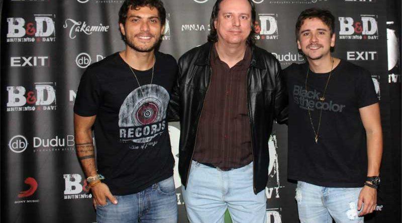 Bruninho & Davi Gravam Segundo DVD da Carreira