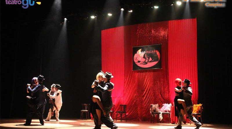 Teatro - Uma Noite de Tango