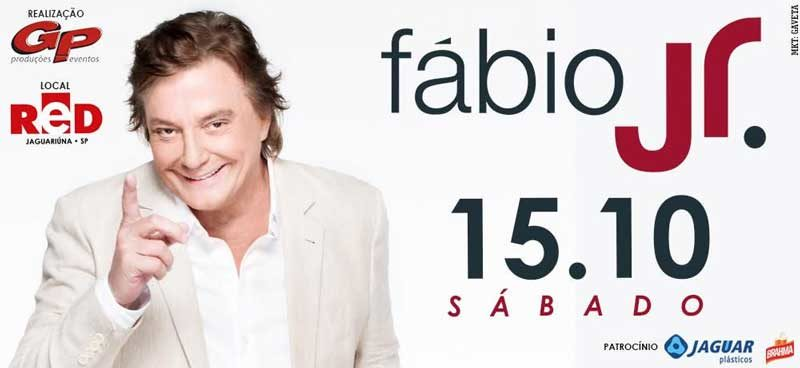 Revista Flash Campinas - Fabio Jr na RED Eventos